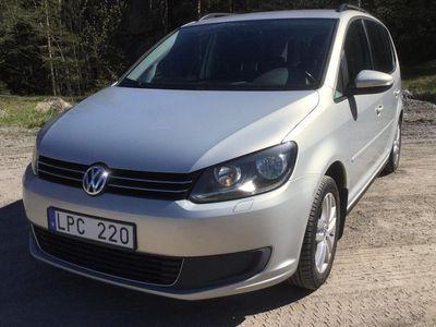 used VW Touran 1.6 TDI BlueMotion Technology (105hk)