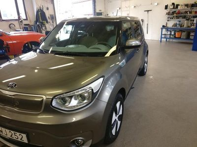 begagnad Kia Soul EV 30 kWh Single