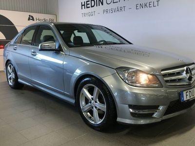 begagnad Mercedes C220 cdi AMG Drag Aut V-hjul
