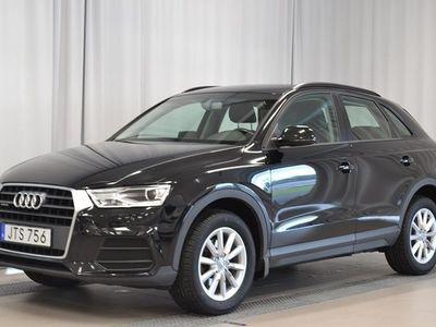begagnad Audi Q3 2.0 TDI Q 150 HK STRONIC