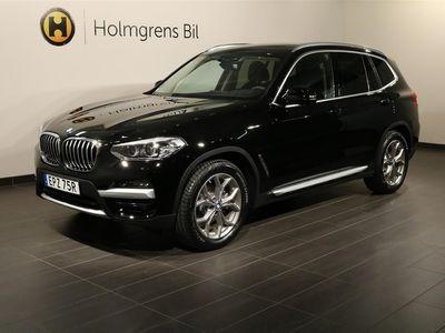 begagnad BMW X3 xDrive20d xLine Navi Värmare Drag HiFi