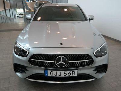 begagnad Mercedes E300 E4MATIC
