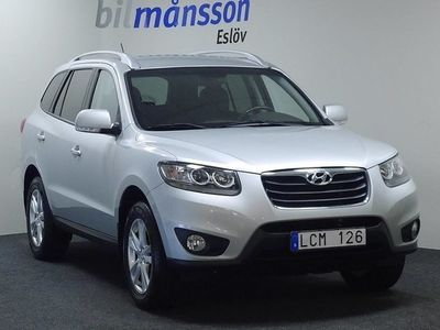 begagnad Hyundai Santa Fe 2011, SUV 159 900 kr