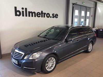 begagnad Mercedes E220 CDI BE Avantgarde Kombi /Aut. /Värmare/Drag