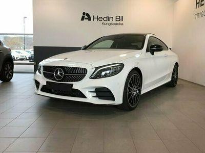begagnad Mercedes C300 C Benzd Coupé AMG 2020, Sportkupé 527 500 kr