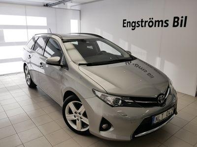 gebraucht Toyota Auris Touring Sports Valvematic 132 HK