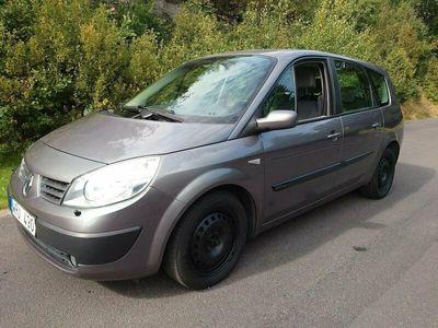 begagnad Renault Grand Scénic 2.0 7-sits 135hk 7sits -- 10970mil