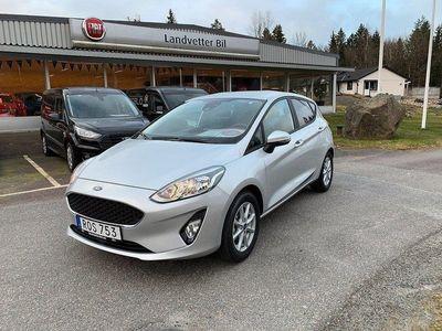 begagnad Ford Fiesta Trend PLUS 1.0 EcoBoost 100hk