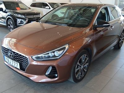 usata Hyundai i30 1.4T 140 Hk Premium Launch Edition