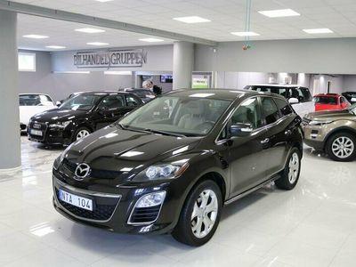begagnad Mazda CX-7 2.2 MZR-CD AWD-DRAG-Nybesiktigad-Sv Såld