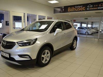 begagnad Opel Mokka X 1.4 Turbo Euro 6
