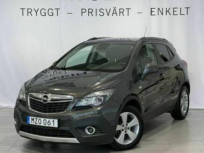 begagnad Opel Mokka 1.6 CDTi 4x4 136HK Drag Värmare V - Hjul