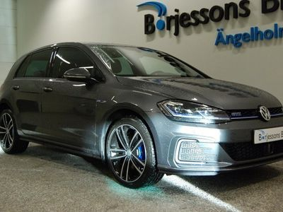 begagnad VW Golf GTE Plug-In Hybrid