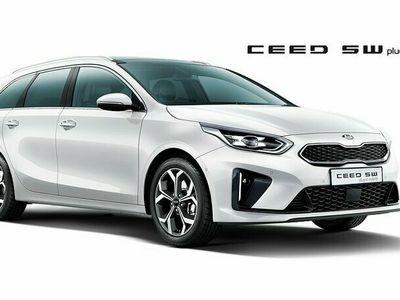 begagnad Kia cee'd CEEDSW Plug-In Hybrid