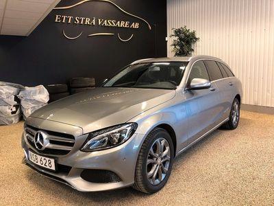 begagnad Mercedes C250 T 4MATIC 7G-Tronic Plus