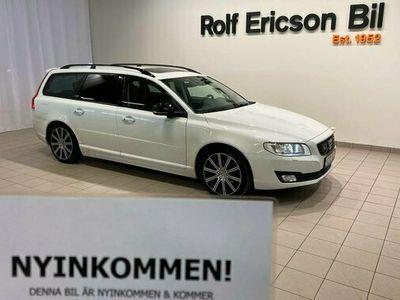 begagnad Volvo V70 D4 Classic Sport LÅGMILARE 2016, Kombi Pris 259 500 kr