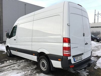 gebraucht Mercedes Sprinter 316 CDI 10,5 kubik -15