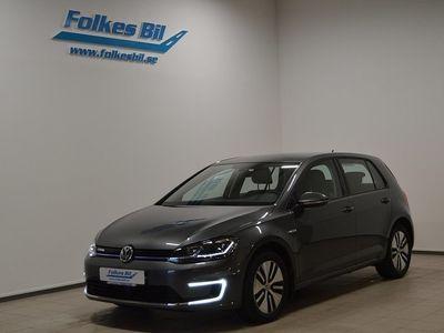 begagnad VW e-Golf Pluspkt / Navi / V-hjul