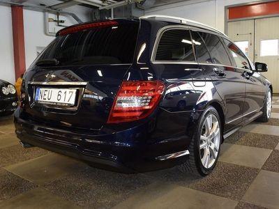 begagnad Mercedes C220 CDI / AMG / VÄRMARE -13