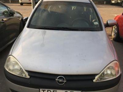 begagnad Opel Corsa 1.2 -02