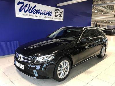 begagnad Mercedes 200 C-KLASSFleet Edition, SE-Edition, Kombi-/Vinter-/Advantagepaket