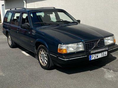 begagnad Volvo 945 2.3 116hk,