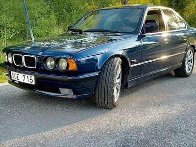 begagnad BMW M5 Sedan 315hk