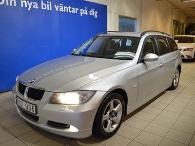 begagnad BMW 318 d Touring Comfortpkt Vinterhjul 143hk