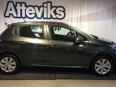 gebraucht Peugeot 208 1,2 | RÄNTE 2015, Halvkombi 98 900 kr