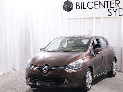 begagnad Renault Clio 0.9 TCe 90hk