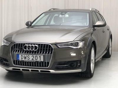 begagnad Audi A6 Allroad quattro 3.0 TDI (218hk)