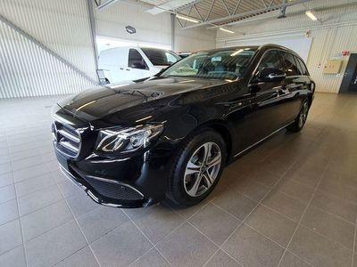 brugt Mercedes E220 Värmare Drag Demo