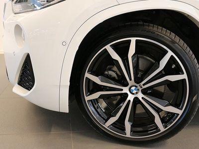 begagnad BMW X2 xDrive20i M Sport Innovation Nav Drag