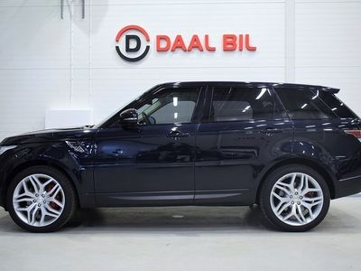 begagnad Land Rover Range Rover Sport 4.4 4WD SDV8 AUTOBIOGRAPHY 340HK