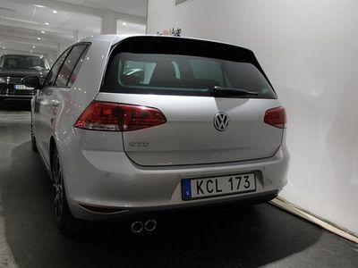 begagnad VW Golf GTD DSG6 / P-Värmare / Pluspaket / Dynaudio