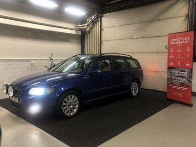 begagnad Volvo V50 DIESEL ACC DRAG FIN