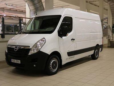 begagnad Opel Movano Skåp 145hk Biturbo L2H2 2.3 Biturbo Drag Värmare