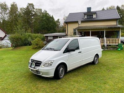 begagnad Mercedes Vito 122 CDI 224HK Aut Skåp