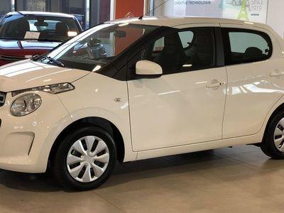 begagnad Citroën C1 Feel PT72 Keyless + ACC