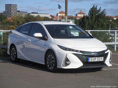 begagnad Toyota Prius Plug-in Hybrid 1.8 Momsbil Svensksåld