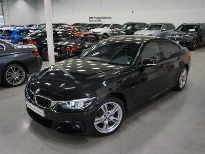 begagnad BMW 420 i / xDrive / M-Sport / Aut / HIFI / B -18