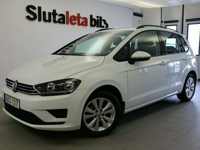 begagnad VW Golf Sportsvan 1.2 TSI Automat Euro 6 110hk S/V Hjul