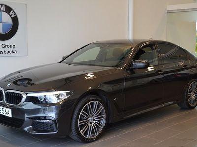 begagnad BMW 530 e xDrive Sedan Sport Navi Drag