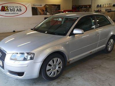 begagnad Audi A3 1.6 102hk