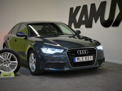 begagnad Audi A6 | 3.0 TDI | Quattro | Drag | Navi | Bi-xenon |