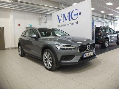 begagnad Volvo V60 CC D4 AWD Momentum 190hk