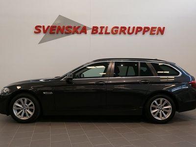 begagnad BMW 520 d Touring Comfort Euro 6 P-sensorer Xenon