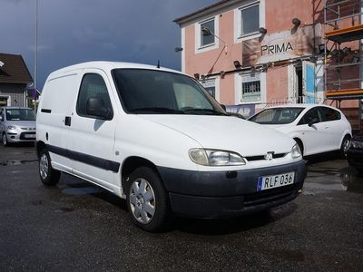 begagnad Peugeot Partner Skåpbil 1.9 D 71hk
