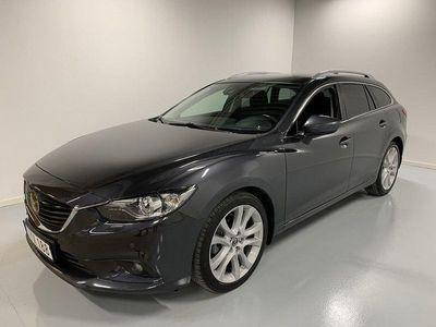 begagnad Mazda 6 2.2 DE 175HK Optimum / Automat