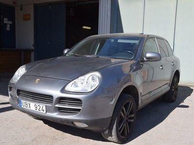 used Porsche Cayenne 3.2 VR6 4 TipTronic S Taklucka